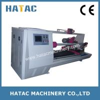 Wholesale Masking Tape/Double-side Tape Log Roll Cutting Machine,Tape Cutting Machinery from china suppliers