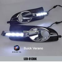 Wholesale Buick Verano DRL LED Daytime Running Lights Car front light steering from china suppliers