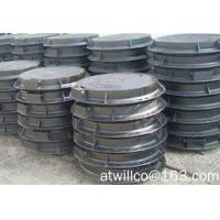 Wholesale Ductile Iron Manhole Cover,high guality with popular prices made in china for export from china suppliers