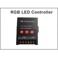Wholesale 5V-24V RGB LED controller for RGB LED pixel RGB LED strip RGB LED lightings from china suppliers