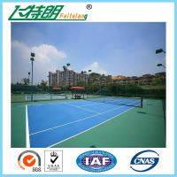 Wholesale Multifunctional Silicon PU Sports Flooring Badminton Polyurethane Floor Paint 4mm Thickness from china suppliers