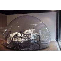 Wholesale Inflatable Half Snow Ball / Bubble Tent for Car Display from china suppliers