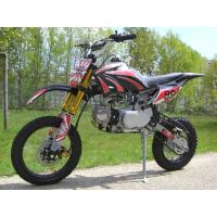 Wholesale 125cc Middle Cdi Electric / Kick Start Street Legal Dirt Bike Air Cooled from china suppliers