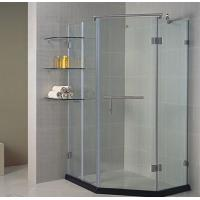 Wholesale 12MM clear tempered glass as shower room from china suppliers