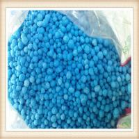 Wholesale npk blue granular compound fertilizer 12-12-17 +2MgO from china suppliers