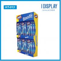 Wholesale Wall Hook Display for Tooth Brush, Cardboard Walled Display from china suppliers