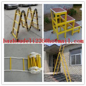 Wholesale Fiberglass step ladder&hot selling ladder,A-shape fiberglass insulated ladders from china suppliers
