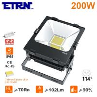 Wholesale ETRN Brand 2835 LED Meanwell Power Supply 200W LED Floodlights LED Outdoor Spotlights Cast from china suppliers