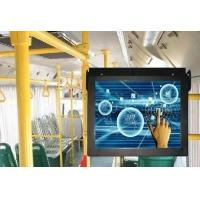 Wholesale Train Subway / Bus Digital Signage LCD Video Advertising Player from china suppliers