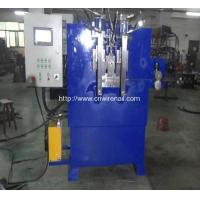 Wholesale Automatic Paint Roller Frame Cage Wire Cutting&Bending&Forming Machine from china suppliers