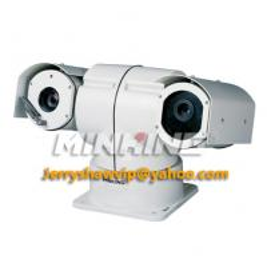 Wholesale MG-TC26-LFS Analog Laser IR High Speed Vehicle PTZ Camera/400m Laser PTZ Camera from china suppliers