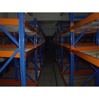 Wholesale distribution center Carton flow rack , Custom selective multi tier shelving from china suppliers