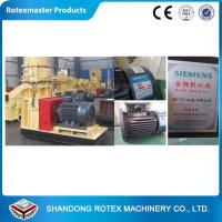 Wholesale CE Certified flat die wood pellet processing equipment with Siemens motor from china suppliers