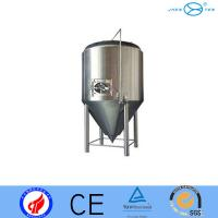 Wholesale Stainless Sanitary Brewing v Vessel Fermenters Equipment No Dead Corner from china suppliers