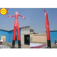 Wholesale 7m Huge Inflatable Santa Air Dancer Nylon Reinforced Stitching For Festival from china suppliers