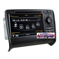 Wholesale 7''In Car Dash Stereo GPS for Audi TT 2006+ Stereo GPS Navigation Sat Nav Autoradio DVD from china suppliers
