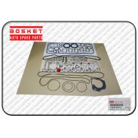Wholesale 1878155990 1878129821 Isuzu Cylinder Gasket Set , ISUZU 6HK1 Engine Overhaul Gasket Set from china suppliers