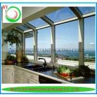 Wholesale new product modern house aluminum windows and pictures window grills design for sliding wi from china suppliers