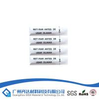 Quality Clothing Shop Security Anti Theft Label 58khz Am Eas Labels 45mm ± 0.2mm Length for sale