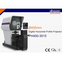 Wholesale 300*150mm Digital Horizontal Profile Projector with LED illumination and Colorful DP400 from china suppliers