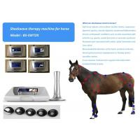 Quality Acoustic Equine Animal Pain Treatment Shockwave Therapy System 1-22Hz for sale