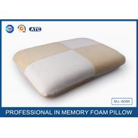 Wholesale Cotton Velvet Traditional Visco Elastic Memory Foam Pillow For Pregnancy from china suppliers