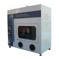 Wholesale IEC60695-11 Vertical And Horizontal Flammability Testing Equipment Flame Test from china suppliers