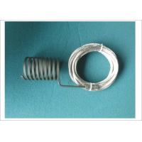 Wholesale Custom Heating Elements Electric Coil Heater With Thermocouple J 220V 800W from china suppliers