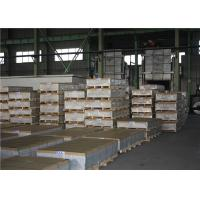 Wholesale Corrosion Resistant Aluminium Alloy Sheet 5052 5082 5754 For Storage Tank / Marine from china suppliers