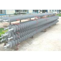 Quality ANSI 220kV 160kN Composite Suspension Insulator and grey color and cheapest price for sale