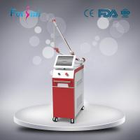 Wholesale 1064 532 nanometers q-switch nd:yag laser tattoo laser removal machines for sale from china suppliers