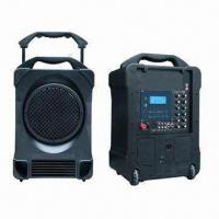 Wholesale Wireless PA System with Built-in FM Radio and USB/SD Port from china suppliers