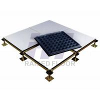 Wholesale Ceramic Finish Raised Access Floor Panels Steel High Load Capacity from china suppliers
