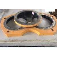 Wholesale Concrete Pump Truck Parts Wear Ring High Precision Environmental Protection from china suppliers