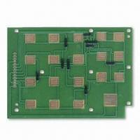Wholesale Single-sided Gold Immersion PCB, Suitable for Electronic Appliances, Made of FR4 from china suppliers