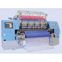 Wholesale Computerized Shuttle Lock Stitch Multi-Needle Quilting Machine For Garments from china suppliers