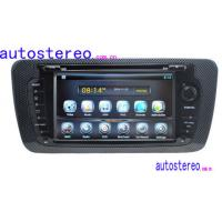 Wholesale Seat Ibiza Car Stereo Sat Nav , Touch Screen Car Stereo with Sat Nav from china suppliers