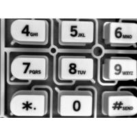 Wholesale Moisture Proof Silicone Rubber Membrane Keyboard Switches For Security Systems from china suppliers