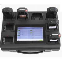Wholesale 220V 8 Ports Data Management Usb 2.0 Docking Station With 7 Inch Display from china suppliers