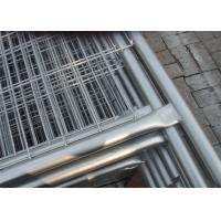 Wholesale Zinc Coated Galvanized Temporary Fence Construction Fence Panels 22.00kg from china suppliers