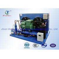 Wholesale 3 Phase Bitzer Reciprocating Compressor Chiller For Commercial Walk-in Freezer from china suppliers