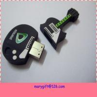 Wholesale Etisalat Usb Flash Driver with PVC material from china suppliers