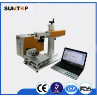 Quality Rolling Pipe round tube laser marking machine customized long lifetime for sale