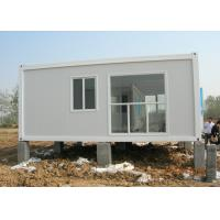 Wholesale Soundproof Anti - quake Prefab Container Homes / Prefabricated Cabins with ISO , CE from china suppliers