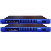 Wholesale Blue 1U Digital Class D Power Amplifier 350W With Power 8Ohm from china suppliers