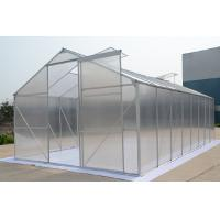 Wholesale Aluminum Frame Polycarbonate Sheet Home Garden Greenhouse For Hydroponics Tomato / Vegetable from china suppliers