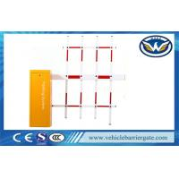 Wholesale OEM Push Button vehicle Parking Barrier Gate 3 Fence Folding Arm from china suppliers