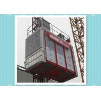 Wholesale Construction Passenger And Material Hoist / Rack & Pinion Elevator from china suppliers