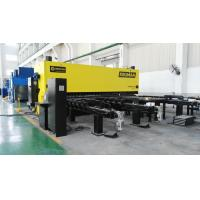 Wholesale Automatic Feeding Plate Shearing Machine 20' Long Hydraulic CNC Guillotine Shear from china suppliers
