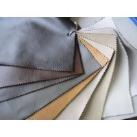 Wholesale Reupholster Car Seat Leather Upholstery , Faux Leather Material For Upholstery from china suppliers